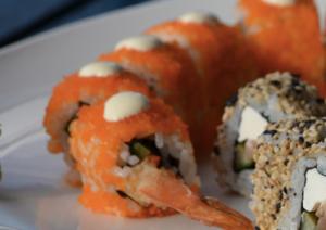 FINS sushi